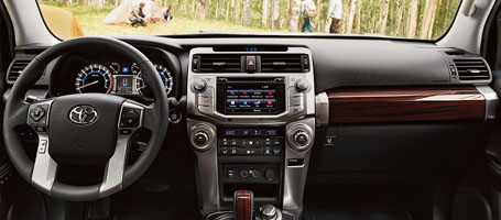 2016 Toyota 4Runner technology