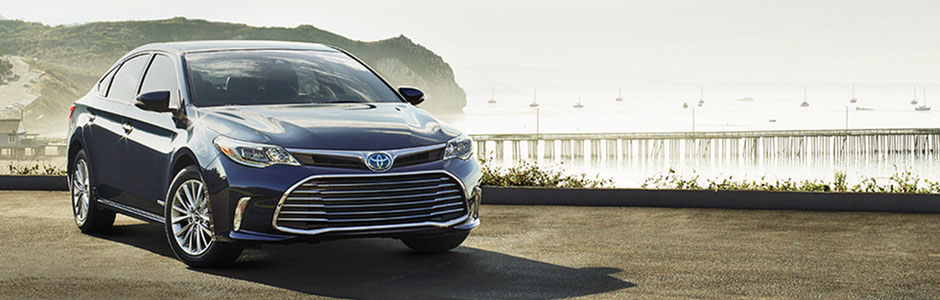 2016 Toyota Avalon Hybrid Safety Main Img