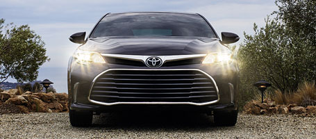 2016 Toyota Avalon Hybrid Auto High Beams