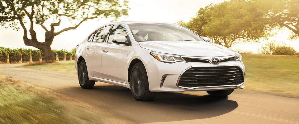 2016 Toyota Avalon Appearance Main Img