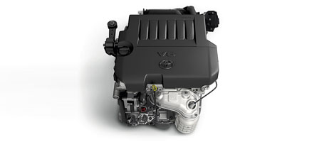 2016 Toyota Avalon engine