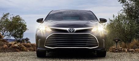 2016 Toyota Avalon Auto High Beams