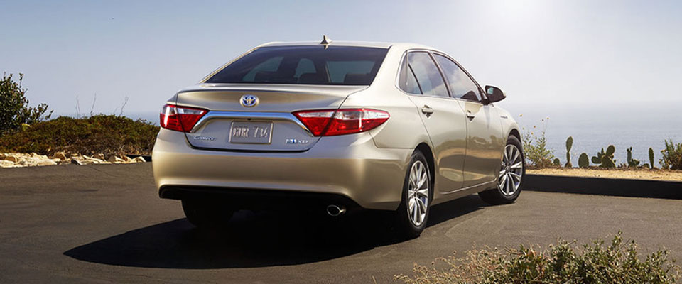 2016 Toyota Camry Hybrid Appearance Main Img