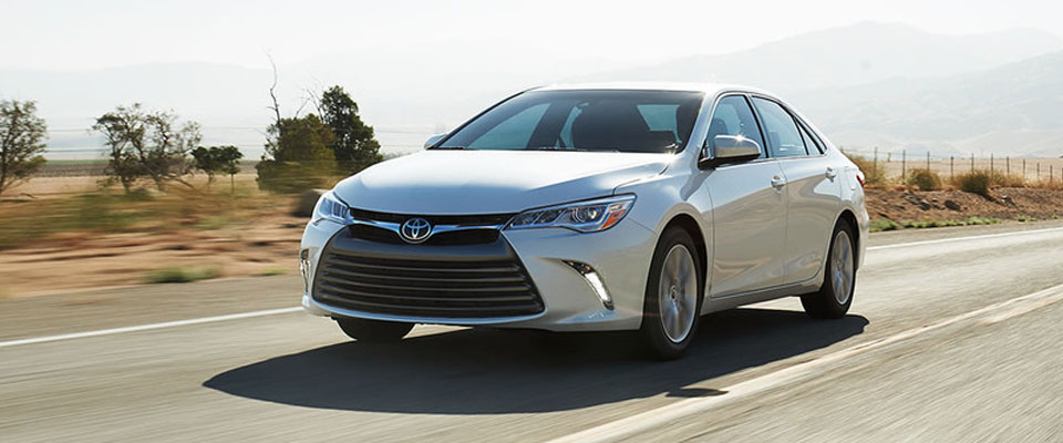 2016 Toyota Camry Appearance Main Img
