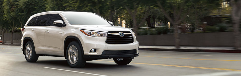 2016 Toyota Highlander Hybrid Safety Main Img