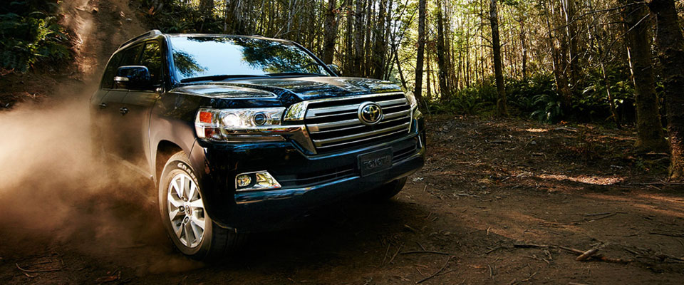 2016 Toyota Land Cruiser Appearance Main Img
