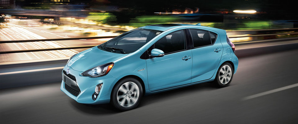 2016 Toyota Prius C Appearance Main Img