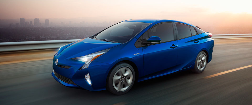 2016 Toyota Prius Appearance Main Img