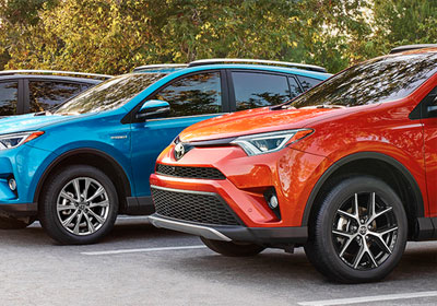 2016 Toyota Rav4 wheels