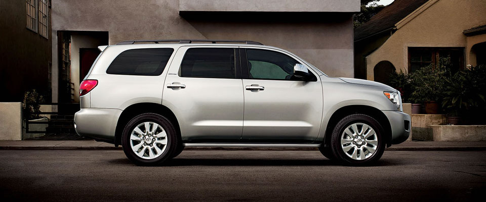 2016 Toyota Sequoia Appearance Main Img