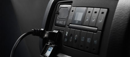 2016 Toyota Sequoia power outlets