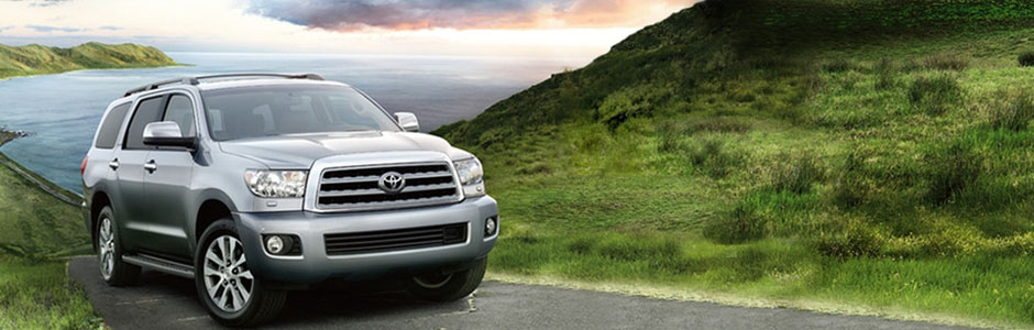 2016 Toyota Sequoia Safety Main Img