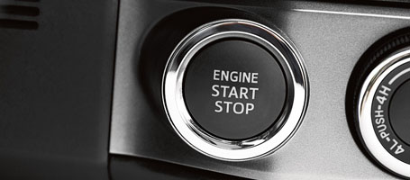 2016 Toyota Tacoma Push Button Start