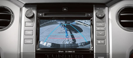 2016 Toyota Tundra backup camera