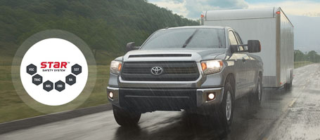 2016 Toyota Tundra Star Safety System