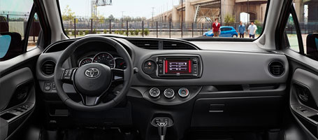 2016 Toyota Yaris performance