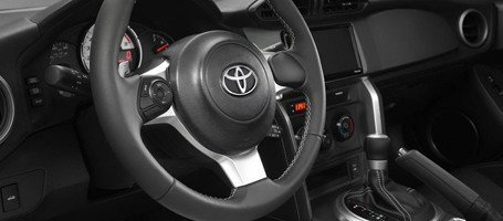 Sport Steering Wheel With Audio Controls