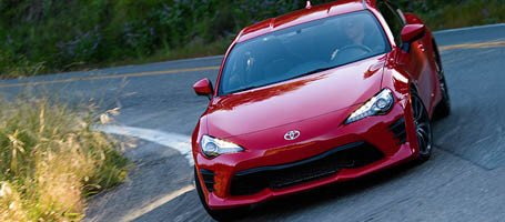 2017 Toyota 86 performance