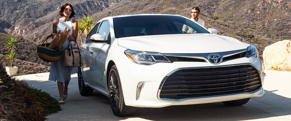 2017 Toyota Avalon Appearance Main Img