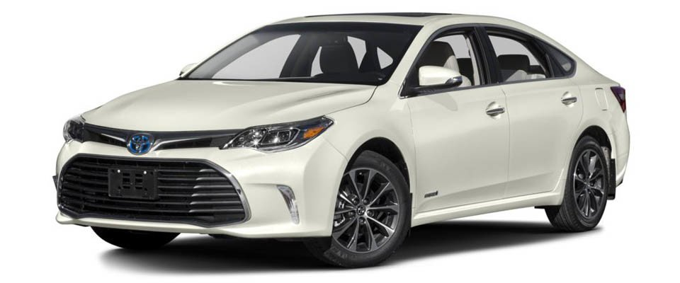 2017 Toyota Avalon Main Img