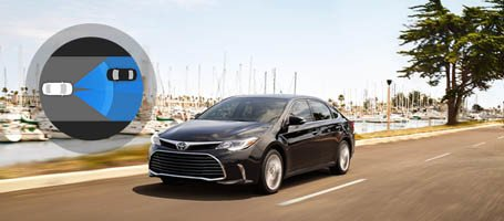 2017 Toyota Avalon safety