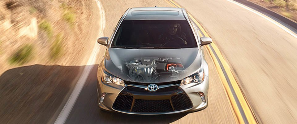 2017 Toyota Camry Hybrid Appearance Main Img