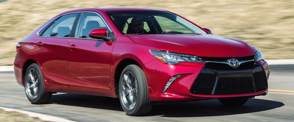 2017 Toyota Camry Appearance Main Img