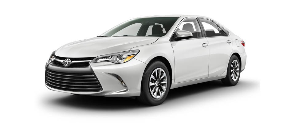 2017 Toyota Camry Safety Main Img