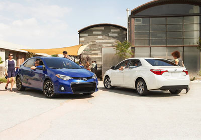 Toyota Corolla Exterior Styling