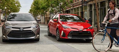Corolla SE, XSE, and 50th Anniversary Special Edition Redesigned Front Fascia