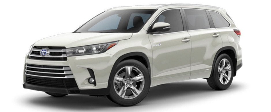 toyota highlander hybrid in roseville placer county 2017. Black Bedroom Furniture Sets. Home Design Ideas