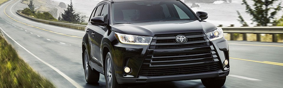 2017 Toyota Highlander Safety Main Img