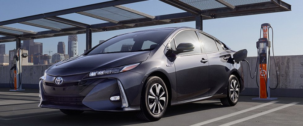 2017 Toyota Prius Prime Appearance Main Img