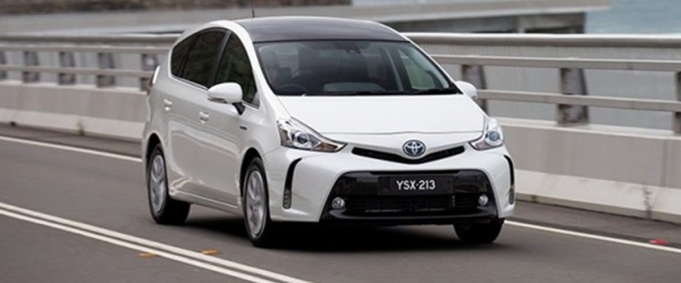 2017 Toyota Prius V Appearance Main Img