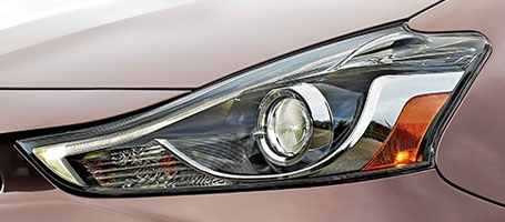 2017 Toyota Prius V High Beams