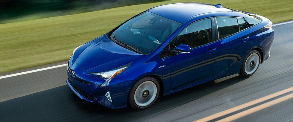 2017 Toyota Prius Appearance Main Img