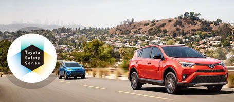 2017 Toyota RAV4 Hybrid safety