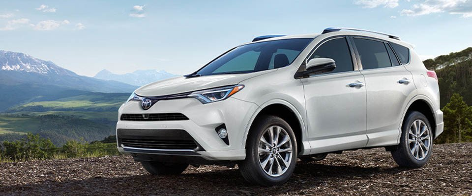 2017 Toyota RAV4 Safety Main Img