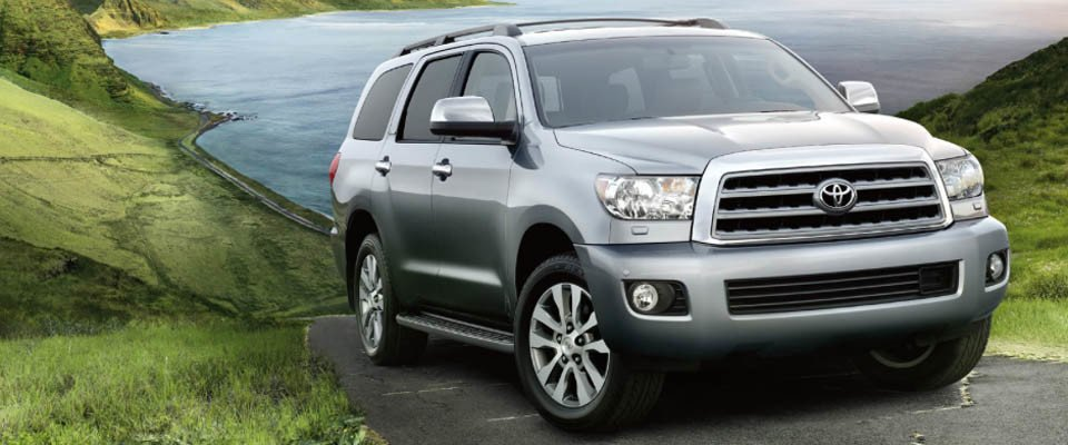 2017 Toyota Sequoia Appearance Main Img