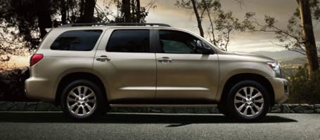 2017 Toyota Sequoia Differential