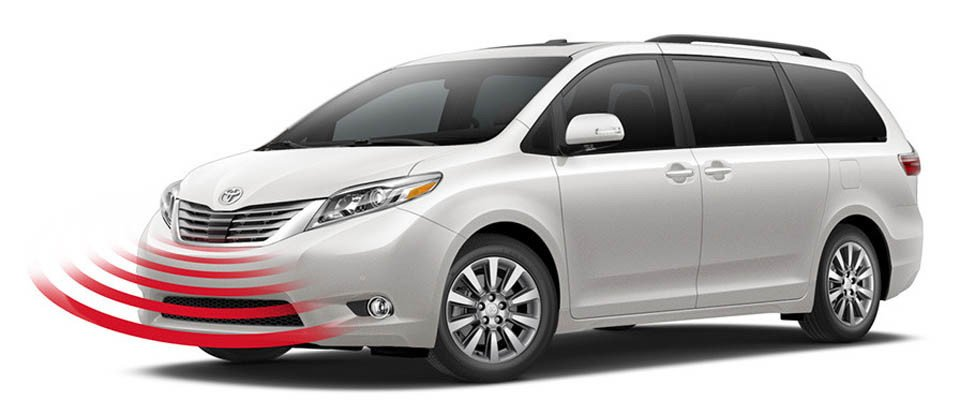 2017 Toyota Sienna Safety Main Img