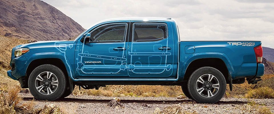 2017 Toyota Tacoma Safety Main Img