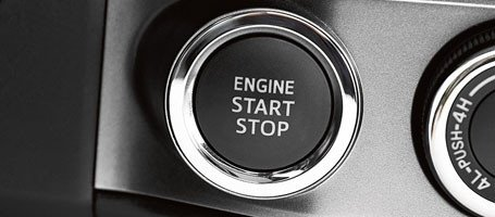 2017 Toyota Tacoma Push Button Start