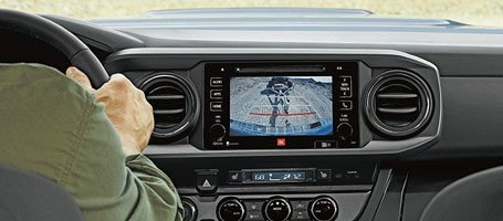 2017 Toyota Tacoma Backup Camera