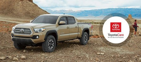 2017 Toyota Tacoma safety