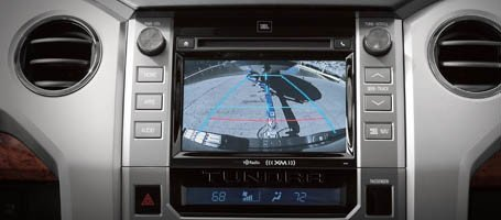 2017 Toyota Tundra Backup Camera