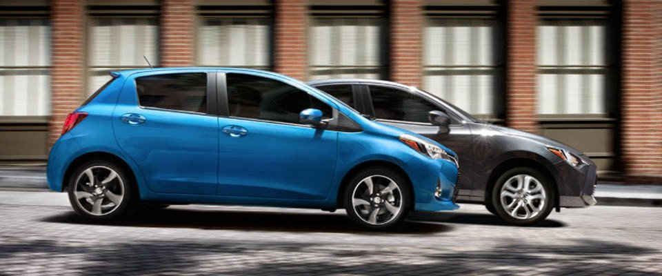 2017 Toyota Yaris Safety Main Img