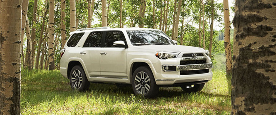 2018 Toyota 4Runner Appearance Main Img