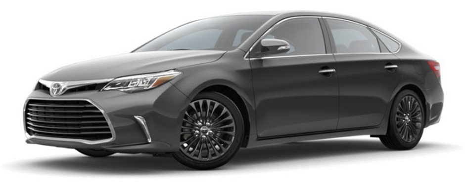 2018 Toyota Avalon Overview Image