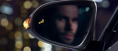 Blind Spot Monitor & Rear Cross-Traffic Alert